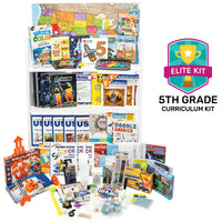 Nonreligious 2020 Fifth-Grade Curriculum Kit