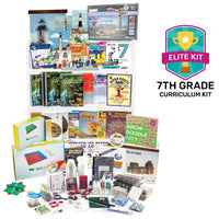 Nonreligious 2020 Seventh-Grade Curriculum Kit