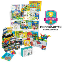 Nonreligious 2020 Kindergarten Curriculum Kit