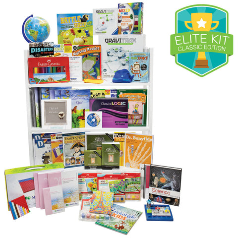 2021 Third-Grade Curriculum Kit