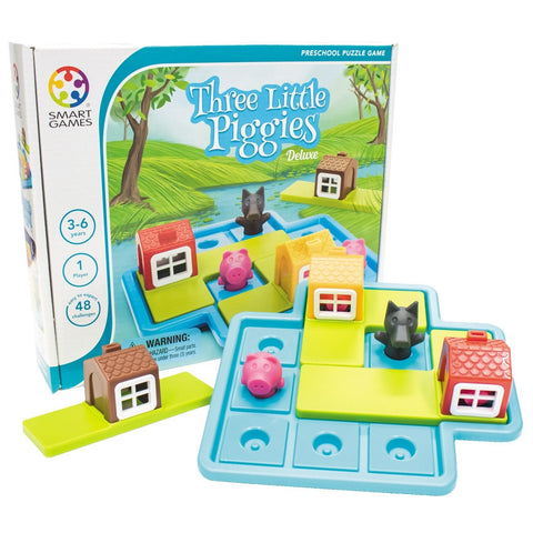 Three Little Piggies Smart Game