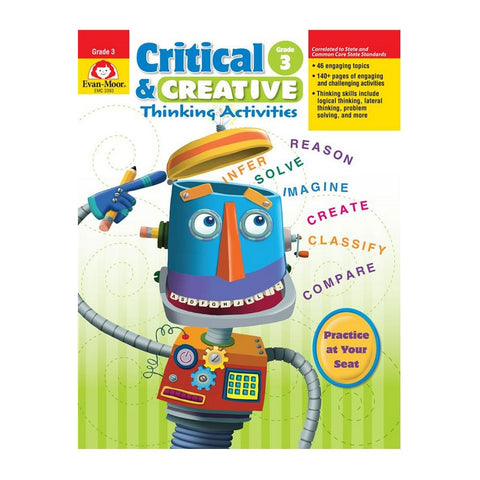 Critical And Creative 3
