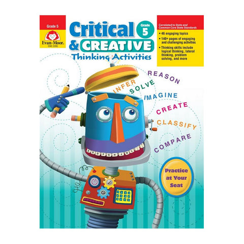 Critical And Creative 5