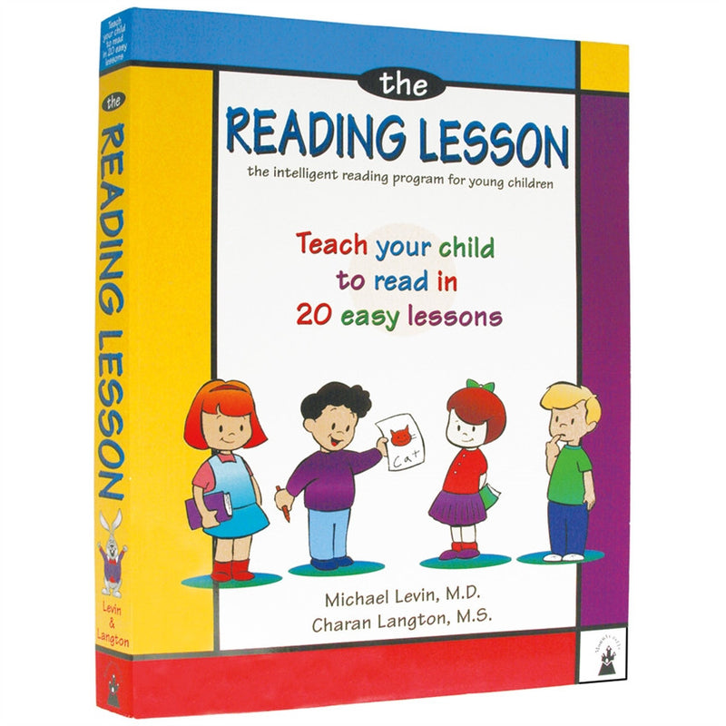 Reading Lesson - Phonics and reading for young children ...