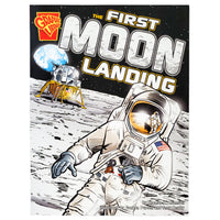 The First Moon Landing - Graphic History