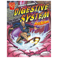 A Journey Through the Digestive System with Max Axiom
