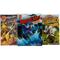 Max Axiom Natural Disasters Set, 3-Book Set