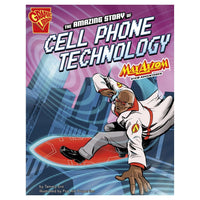 Max Axiom: The Amazing Story of Cell Phone Technology