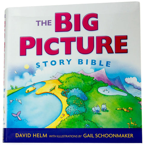 Big Picture Story Bible Paperback