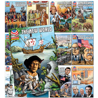 Graphic U.S. History - Set of 13