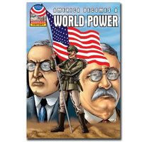 America Becomes a World Power - Graphic U.S. History