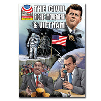 The Civil Rights Movement & Vietnam - Graphic U.S. History