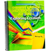 Exploring Creation with Chemistry and Physics Elementary Notebooking Journal