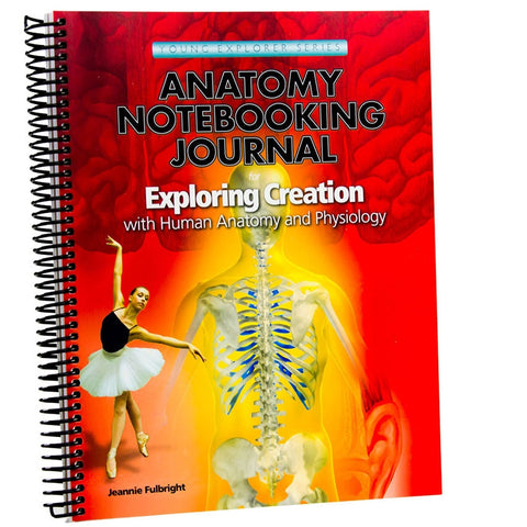 Anatomy and Physiology Notebooking Journal