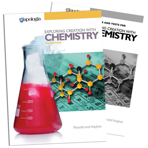 Exploring Creation with Chemistry 2-book Set