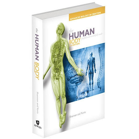 The Human Body: Fearfully and Wonderfully Made 2-book Set