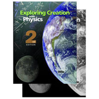 Exploring Creation with Physics 2nd Edition Set