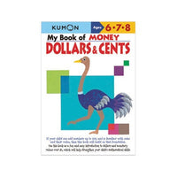 Kumon My Book of Money Dollars & Cents