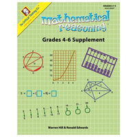 Mathematical Reasoning Grades 4-6 Supplement