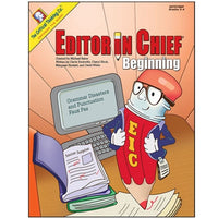 Editor In Chief Beginning 1 Grades 2-3
