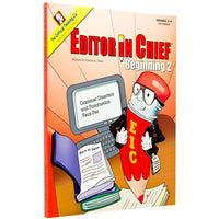 Editor in Chief Beginning 2 Grades 3-4