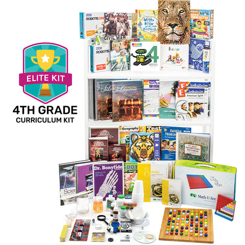 2020 Fourth-Grade Curriculum Kit