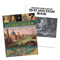 Exploring World History Student Review Pack