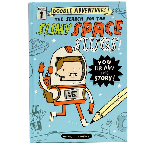 Doodle Adventures: The Search for the Slimy Space Slugs