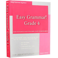 Easy Grammar Grade 4 Teacher's Guide