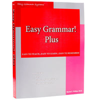 Easy Grammar Plus Teacher's Guide