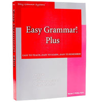 (damaged) Easy Grammar Plus Teacher's Guide