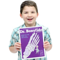 Dr. Bonyfide Presents Bones - Book 2