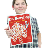 Dr. Bonyfide Presents Bones - Book 3