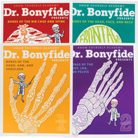 Dr. Bonyfide Presents Bones - Set of 4