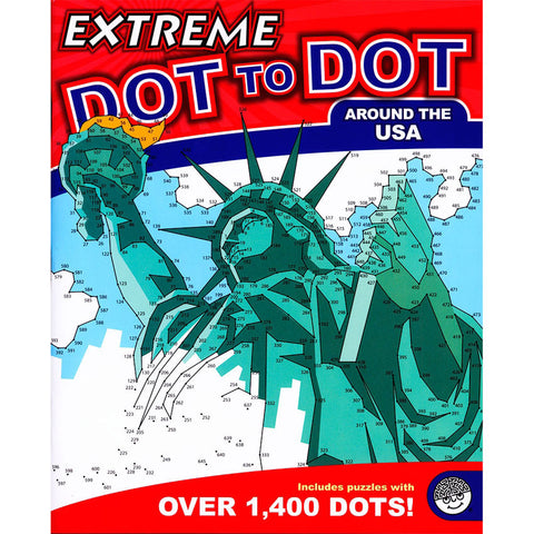 Extreme Dot to Dots - Around the USA