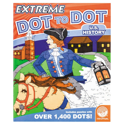 Extreme Dot to Dot: US History