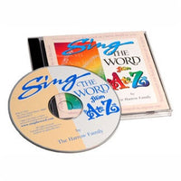 Sing the Word from A to Z CD