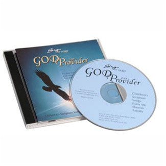 Sing the Word: God Our Provider CD