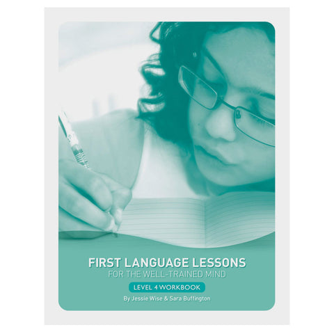 First Language Lessons 4 Student