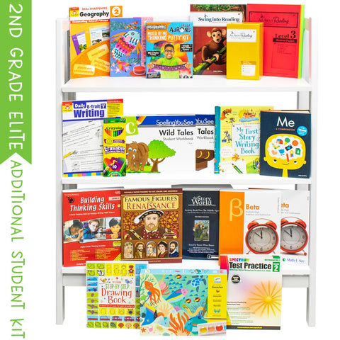 2nd Grade Additional Student Kit 2019