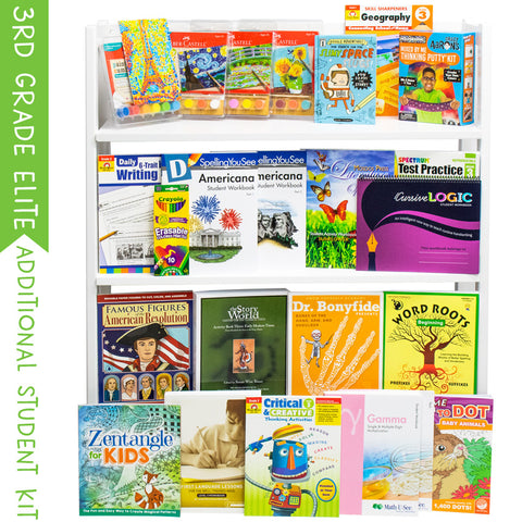 3rd Grade Additional Student Kit 2019