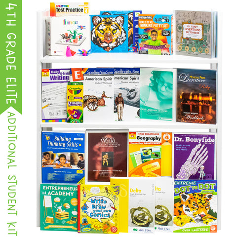 4th Grade Additional Student Kit 2019