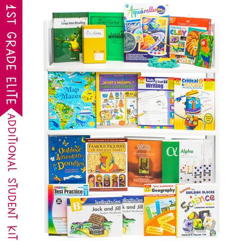 2019 1st Grade Non-Religious Additional Student Kit
