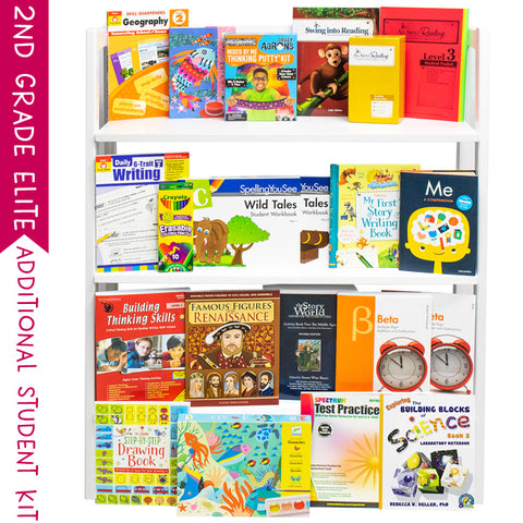 2019 2nd Grade Non-Religious Additional Student Kit
