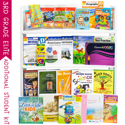 2019 3rd Grade Non-Religious Additional Student Kit