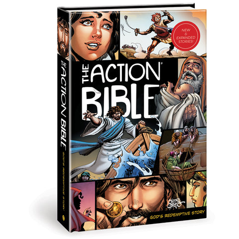 The Action Bible - Expanded Edition