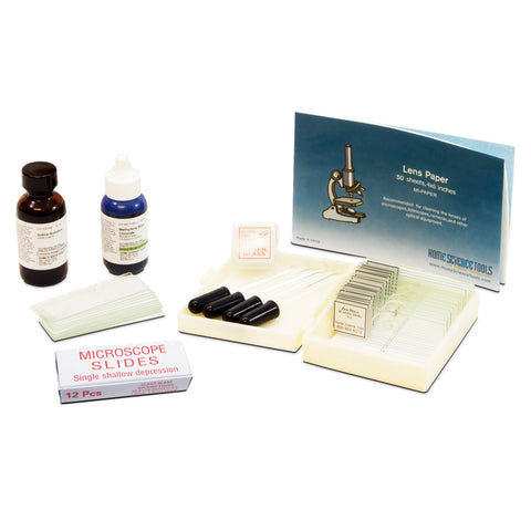 Microscope Kit for Exploring Creation with Biology