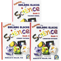 Building Blocks of Science 3 Study Bundle
