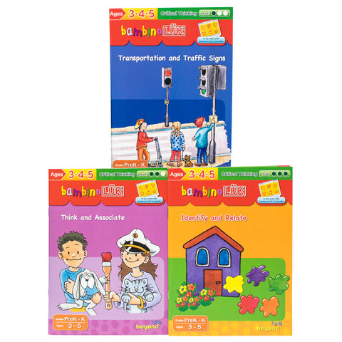 bambinoLUK Critical Thinking Pack 1