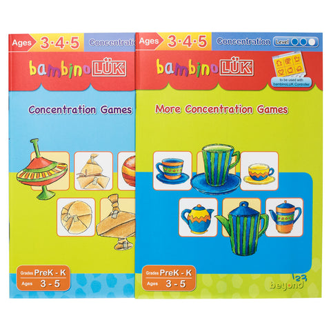 bambinoLUK Concentration Pack